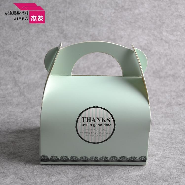 甜品包装盒 食品包装盒定制案例-杰发辅料